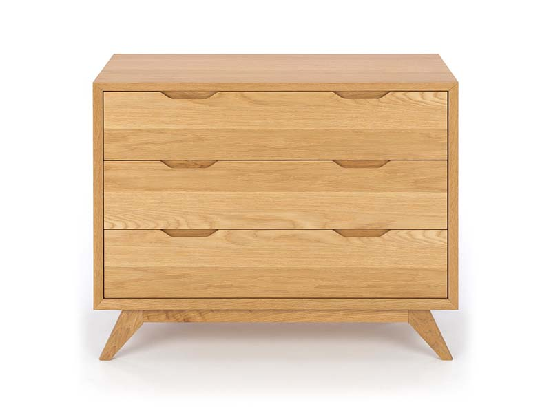 Milano 3 Drawer Chest