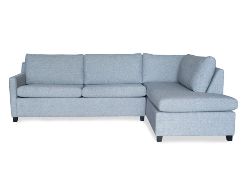 Seville Corner Chaise with Sofa Bed