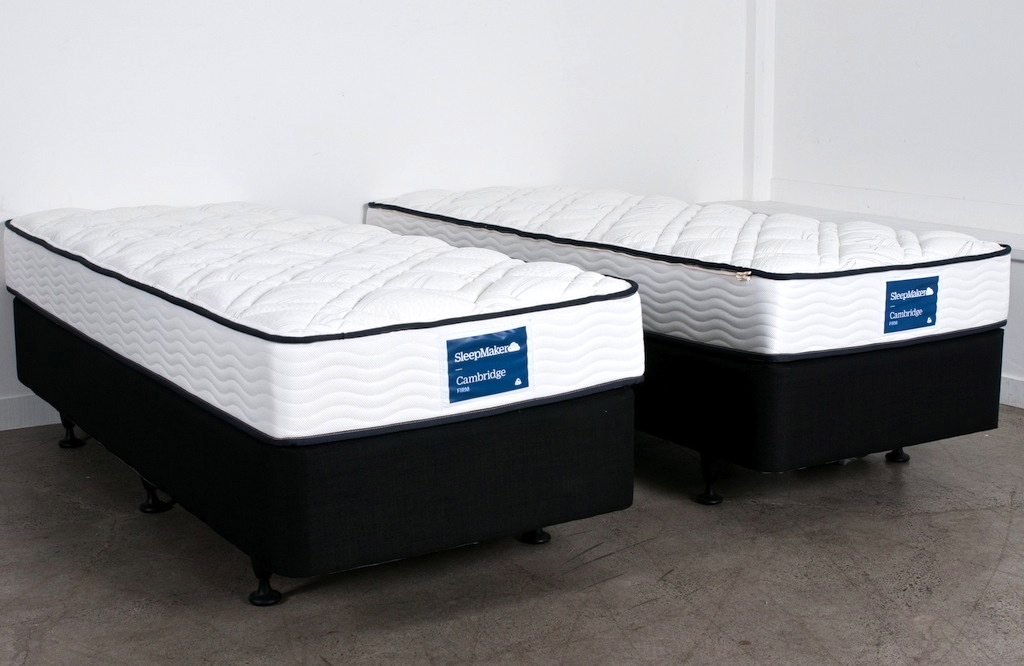 Picture of: Zip Together Beds By Sleepmaker